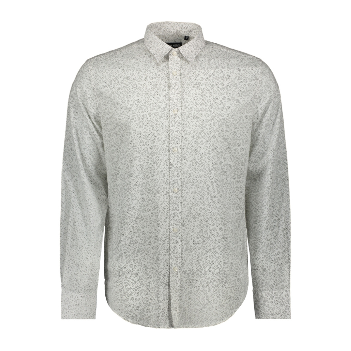 shirt long sleeves mmsl00587 antony morato overhemd 1000 white