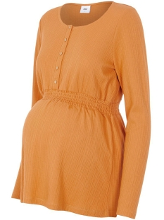 Mama-Licious Positie shirt MLNAIA LIA L/S JERSEY TOP 2F A. 20010717 Nugget
