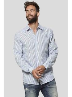 Circle of Trust Overhemd EVAN SHIRT S20 44 3380 MAYA BLUE