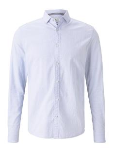 Tom Tailor Overhemd OVERHEMD MET TEXTUUR 1017779 22291