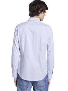 overhemd met textuur 1017779 tom tailor overhemd 22291