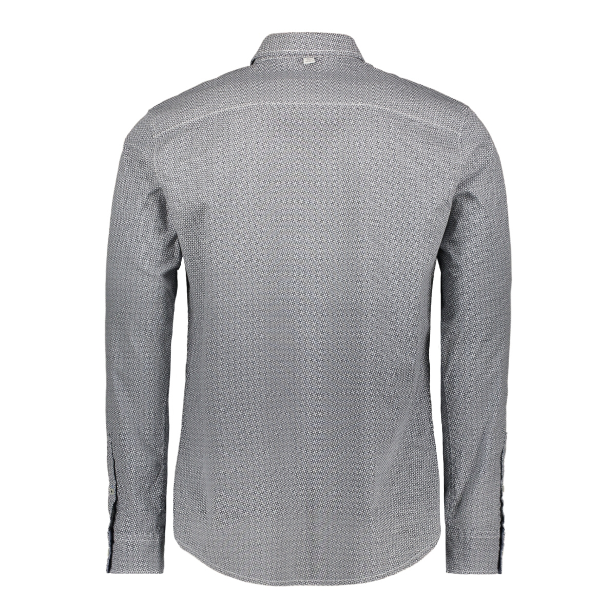 overhemd met print 1020645xx10 tom tailor overhemd 22280