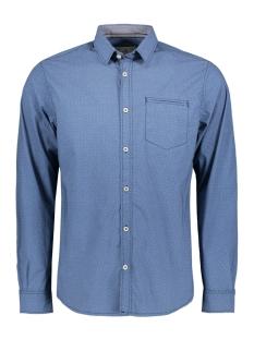 Tom Tailor Overhemd OVERHEMD MET ALL OVER PRINT 1020645XX10 22281