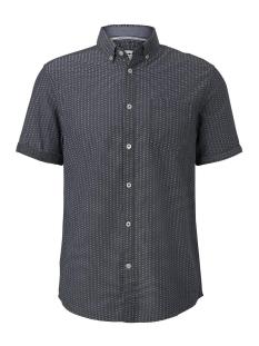 Tom Tailor Overhemd SHIRT MET KORTE MOUWEN EN STREPEN 1017787XX10 22284