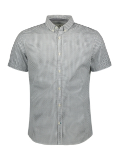 overhemd met korte mouwen 1020622xx10 tom tailor overhemd 22297