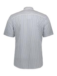 onssane ss striped poplin shirt 22015476 only & sons overhemd white
