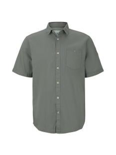 Tom Tailor Overhemd FIJN SHIRT MET KORTE MOUWEN 1019632XX10 13182