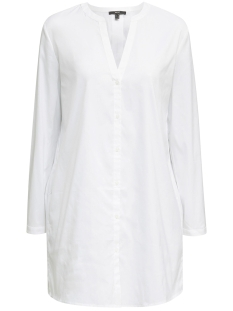 Esprit Collection Blouse LANGE BLOUSE MET HENLEY HALS 030EO1F311 E100