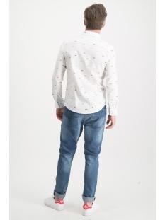 shirt aop stretch mc13 0100 13 haze & finn overhemd youngtimer