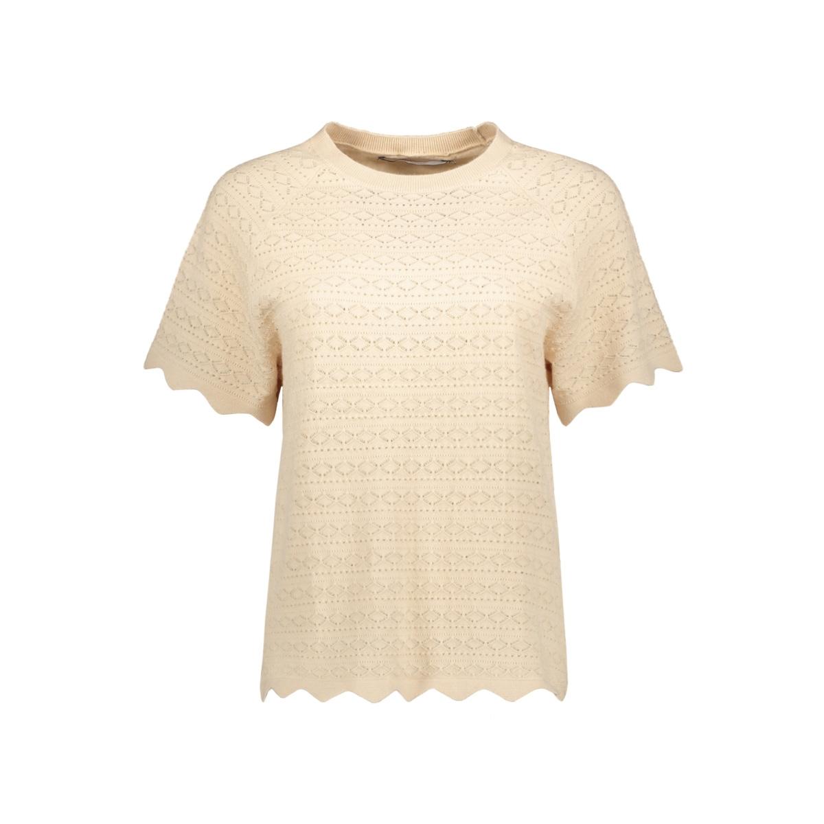 vmekaja ss o-neck blouse 10225541 vero moda t-shirt birch