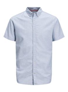 Jack & Jones Overhemd JJESUMMER SHIRT S/S S20 STS 12163857 Infinity/SLIM FIT