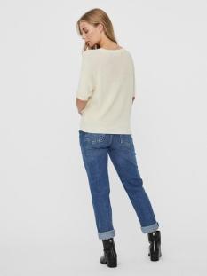 vmnewlex sun ss o-neck blouse 10227986 vero moda trui birch