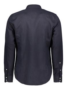 shirt long sleeves mmsl00587 antony morato overhemd 7073 blue ink