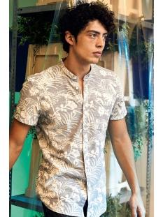 Tom Tailor Overhemd OVERHEMD MET MAO KRAAG 1018583XX12 22954