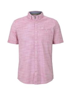 Tom Tailor Overhemd GESTRUCTUREERD SHIRT MET BORSTZAK 1018638XX10 22609