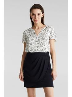 Esprit T-shirt BLOUSE MET BLOEMEN PRINT 040EE1F338 E113