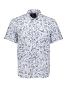 Gabbiano Overhemd LONG SLEEVE SHIRT 33797 WHITE