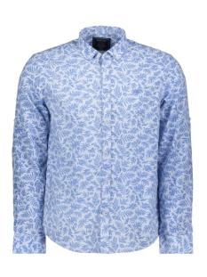 Gabbiano Overhemd LONG SLEEVE SHIRT 33788 BLUE