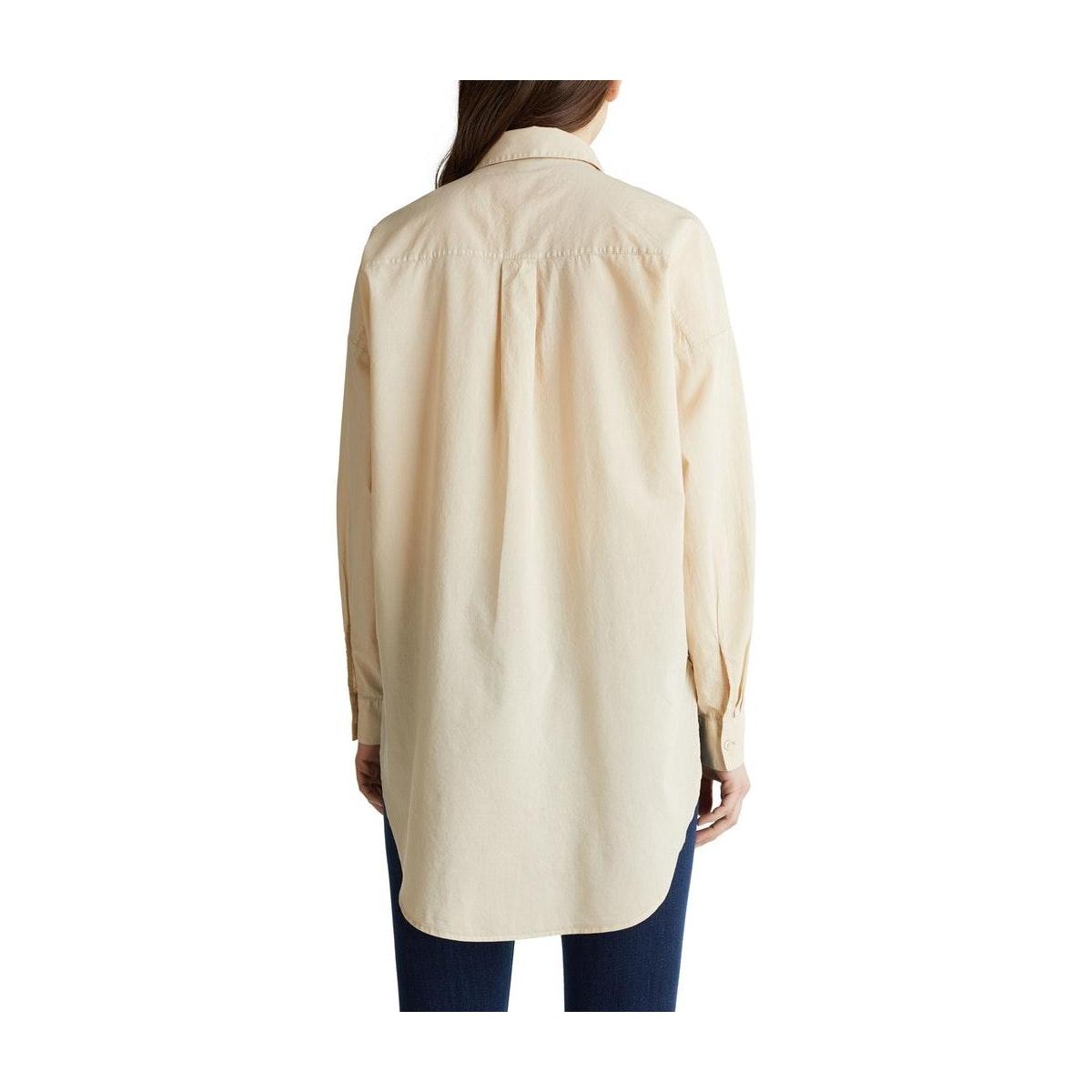 blouse met borstzak 040ee1f323 esprit blouse e285