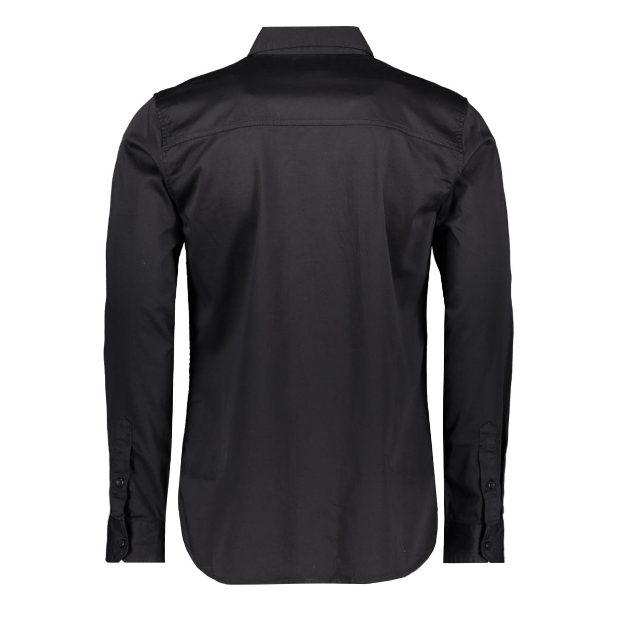 gregh hemd 40876 cars overhemd 01 black