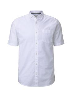 Tom Tailor Overhemd FIJN GESTRUCTUREERD SHIRT  1020008XX10 20000