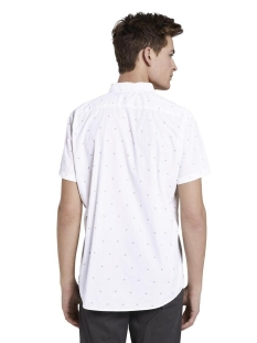 Tom Tailor Overhemd OVERHEMD MET KORTE MOUWEN 1021164XX12 22918