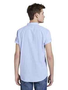 Tom Tailor Overhemd SHIRT MET KORTE MOUWEN EN TURN UPS 1018830XX12 18922
