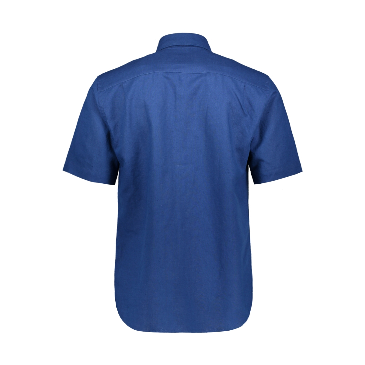 casual overhemd km 052907 campbell overhemd 381 donkerblauw uni