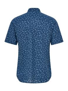 onscaiden ss aop linen shirt re 22012661 only & sons overhemd dress blues