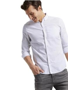 Tom Tailor Overhemd SHIRT MET PASPELZAK 1019475XX10 20000