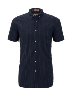 Tom Tailor Overhemd DOBBY OVERHEMD 1018798XX12 22770