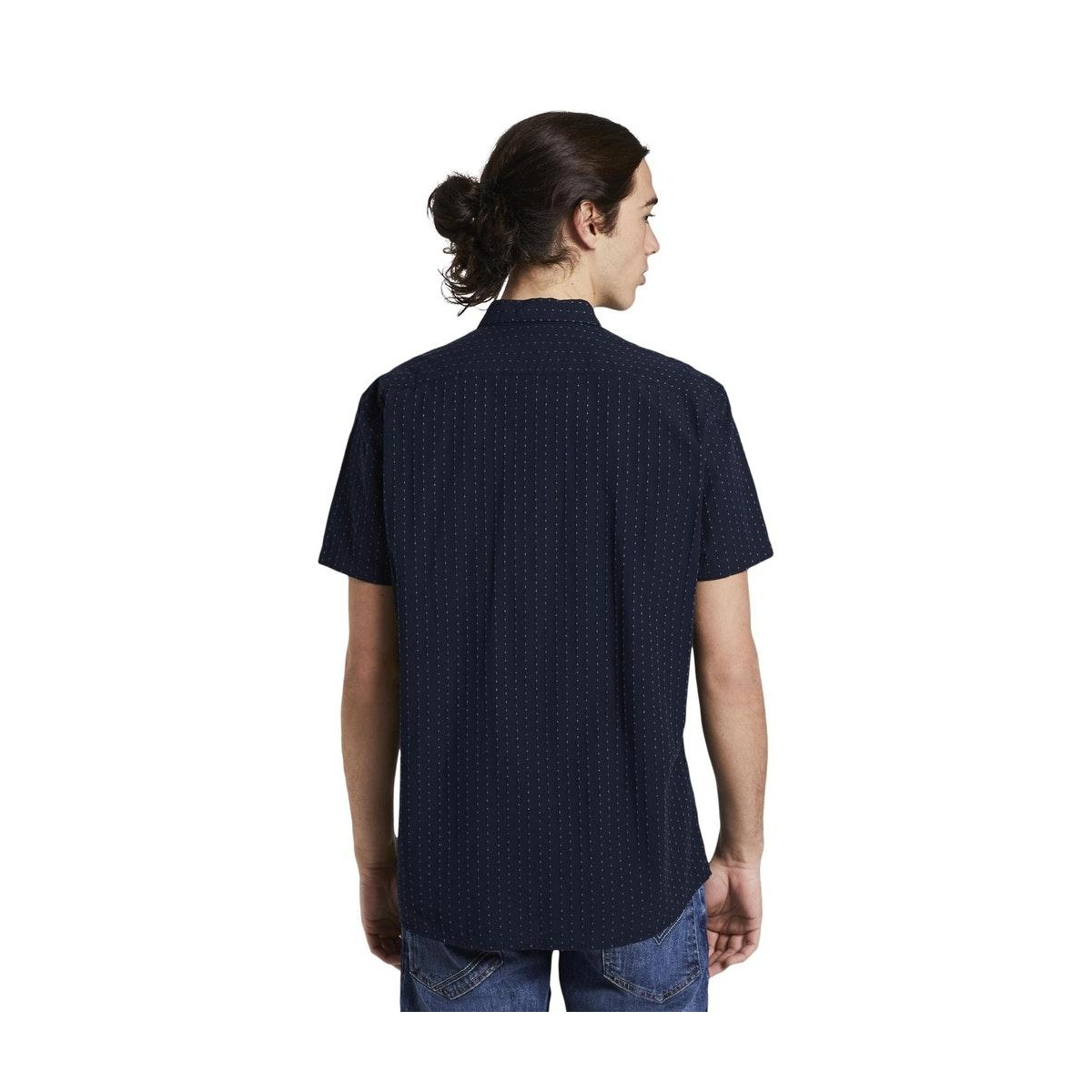 dobby overhemd 1018798xx12 tom tailor overhemd 22770