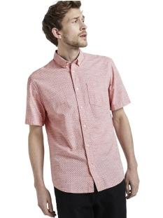 Tom Tailor Overhemd OVERHEMD MET KORTE MOUWEN EN TEXTUUR 1019471XX10 23266