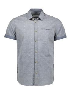 Tom Tailor Overhemd GEDESSINEERD HEMD MET KORTE MOUWEN 1019472XX10 23254