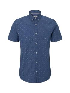 Tom Tailor Overhemd HEMD MET KORTE MOUWEN 1020104XX10 23771