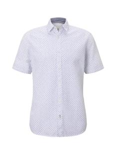 Tom Tailor Overhemd HEMD MET KORTE MOUWEN 1019469XX10 23276