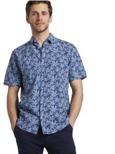 Tom Tailor Overhemd HEMD MET KORTE MOUWEN 1019469XX10 23280
