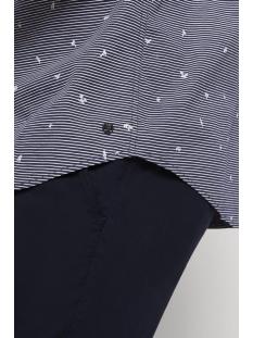 shirt met patroon 1018586xx12 tom tailor overhemd 22977