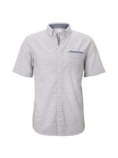 Tom Tailor Overhemd OVERHEMD MET ALL OVER PRINT 1018652XX10 22671