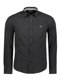 overhemd 32706 gabbiano overhemd black