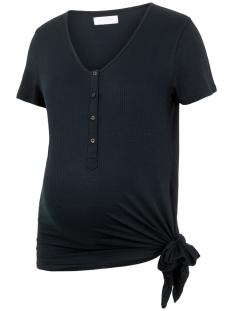 Mama-Licious Positie shirt MLFIA LIA S/S JERSEY TOP 2F A. 20011413 Black