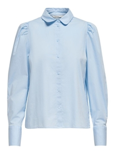 Only Blouse ONLFREDDY LIFE L/S SHIRT WVN 15211070 Cashmere Blue
