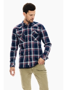 Garcia Overhemd OVERHEMD T01229 1050 INDIGO