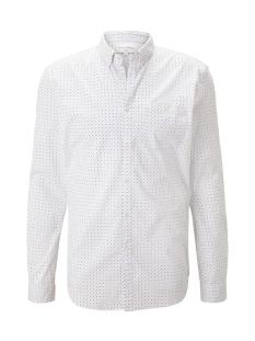 Tom Tailor Overhemd OVERHEMD MET BORSTZAK 1020190XX12 23978