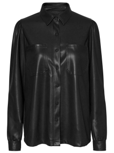Noisy may Blouse NMHILL L/S SHIRT 27012547 Black