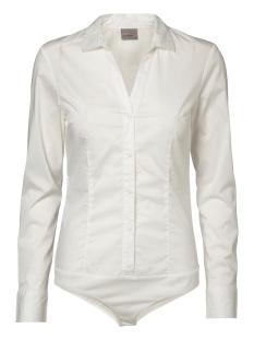Vero Moda Blouse VMLady G-String Shirt 10145522 snow white