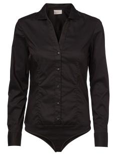 vmlady g-string shirt 10145522 vero moda blouse black