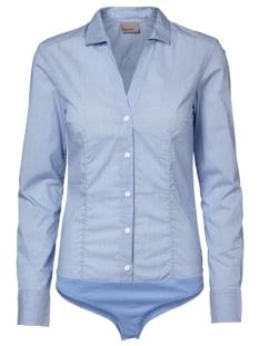 Vero Moda Blouse VMLady G-String Shirt 10145522 grape mist