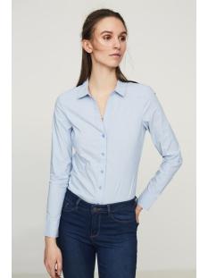 vmlady g-string shirt 10145522 vero moda blouse grape mist