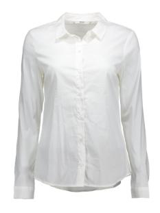Only Blouse onlStreet Shirt 15112570 White